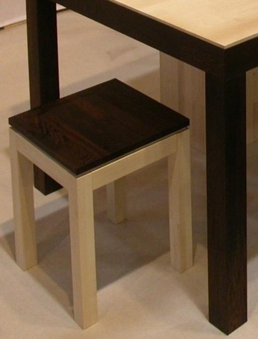 Bancs tabourets flip design bois - Plan de travail bois massif sur mesure ...