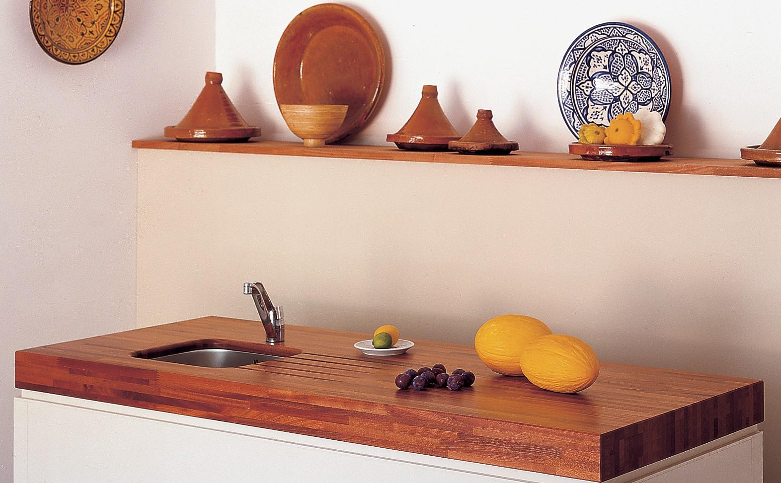 Il ts flip design boisflip design bois - Matiere plan de travail cuisine ...