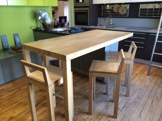 cuisine flip design boisflip design bois. Black Bedroom Furniture Sets. Home Design Ideas