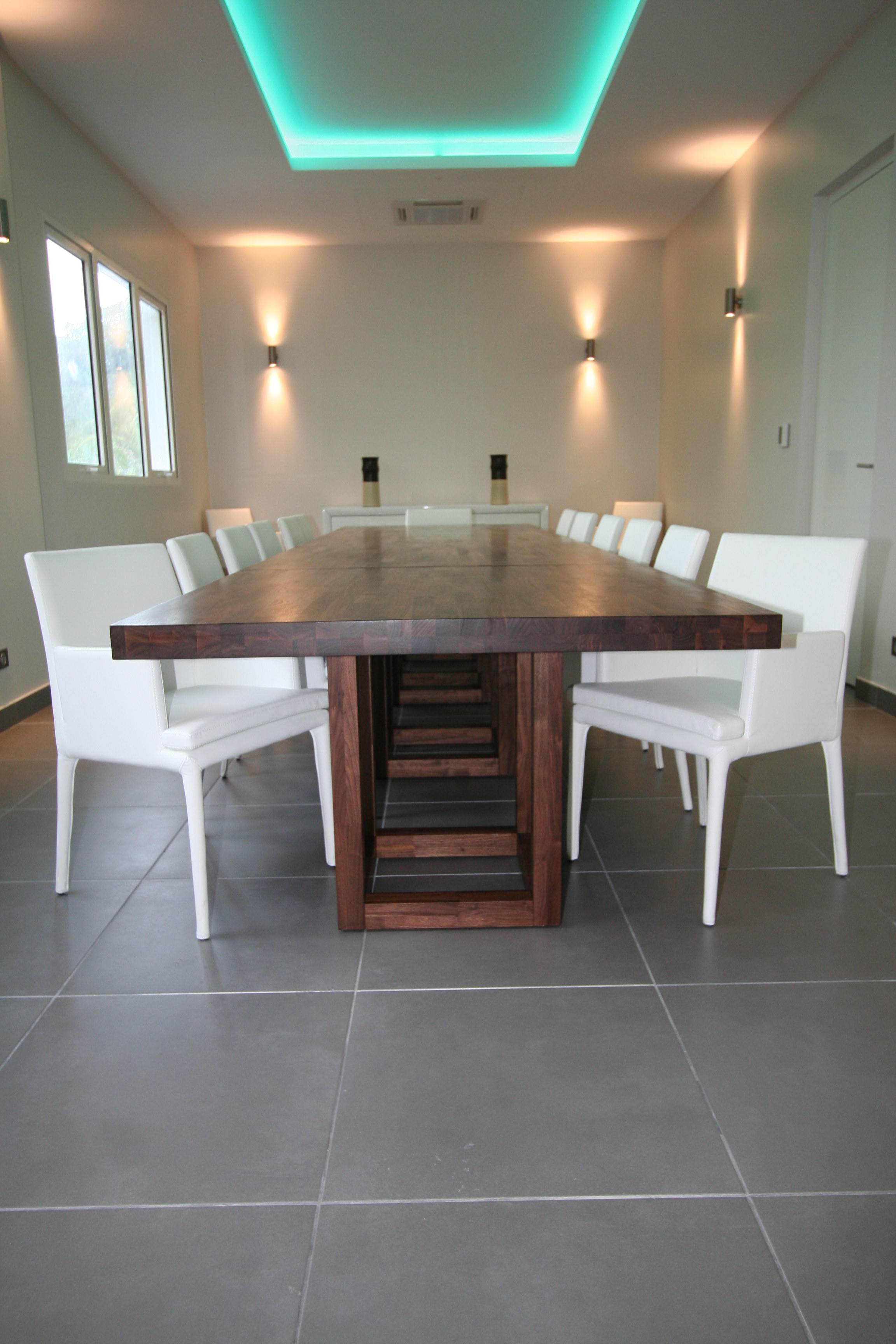 Table design sur mesure
