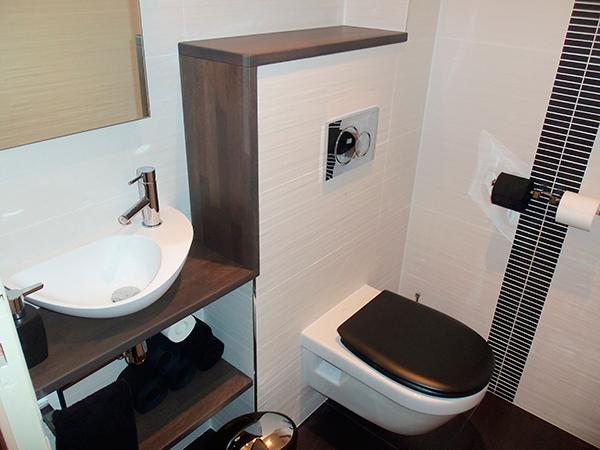 salle de bain flip design bois. Black Bedroom Furniture Sets. Home Design Ideas