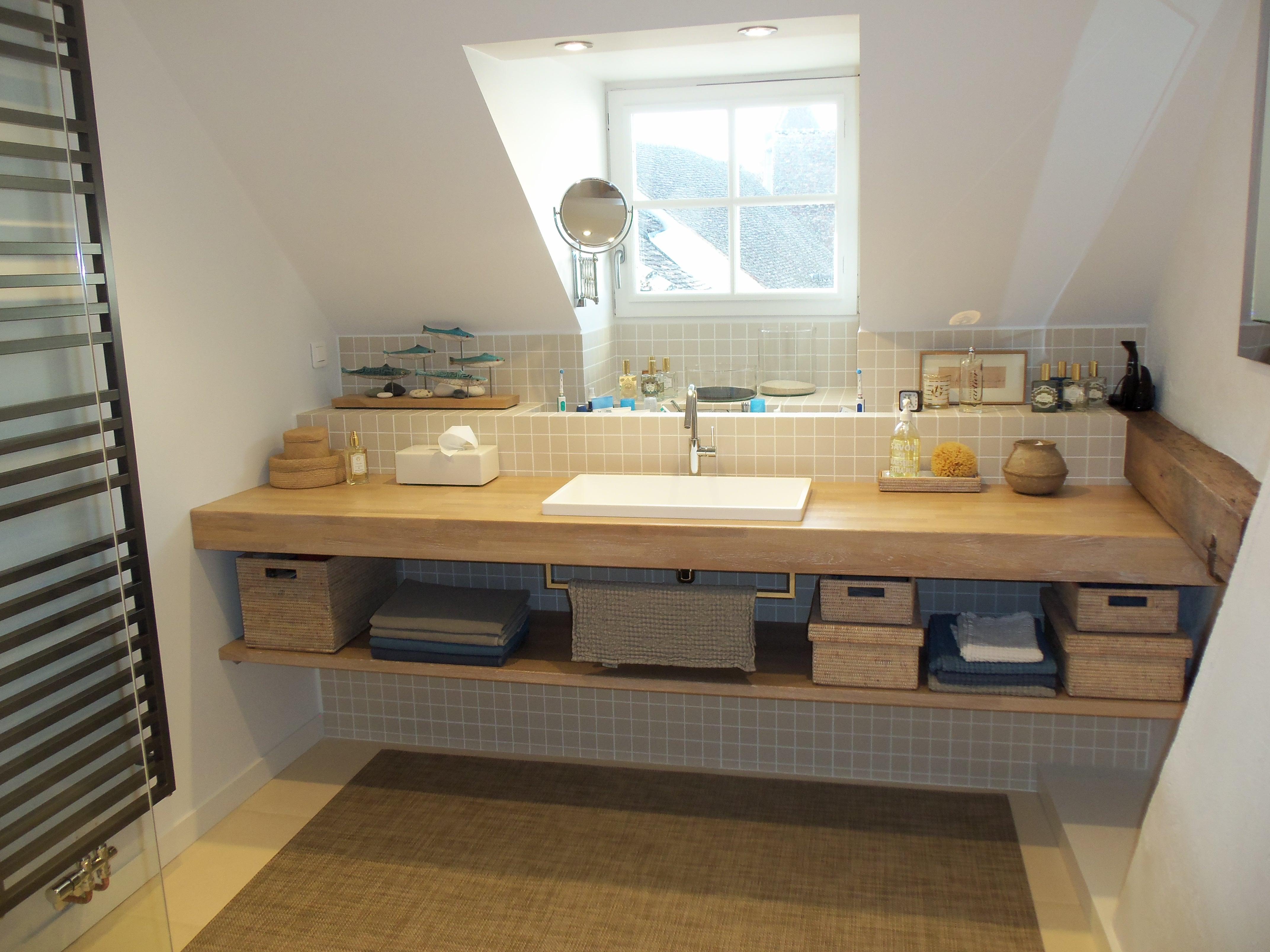 plan travail bois salle de bain flip design boisflip design bois. Black Bedroom Furniture Sets. Home Design Ideas